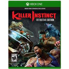 XONE hra - Killer Instinct Definitive Edition