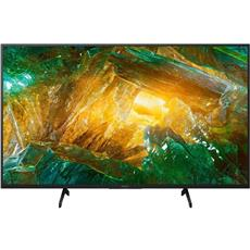 43'' SONY BRAVIA KD-43XH8096 Televízor Smart Android, 4K HDR, DVB-T/S2/C, WiFi