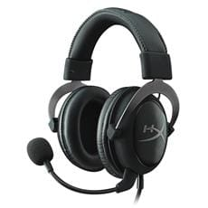 Headset Kingston HyperX Cloud II - kovový