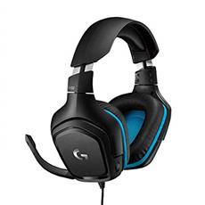 Logitech G432 Gaming Headset Leatherette