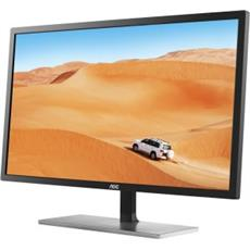 "AOC Q3279VWFD8 31.5""W IPS LED 2560x1440 20 000 000:1 4ms 250cd DP HDMI DVI"