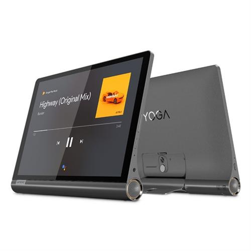 "Lenovo Yoga Smart Tab Snapdragon 439 2.0GHz 10.1"" FHD IPS Touch 3GB 32GB WL BT CAM Android 9.0 šedý 2yMI"