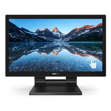 22'' LED Philips 222B9T-FHD,DVI,DP,HDMI,touch