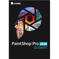 PaintShop Pro 2020 Ultimate EN Mini box