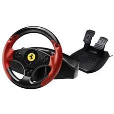 Sada volantu a pedálov Thrustmaster Ferrari Racing Wheel Red Legend Edícia pre PS3 a PC