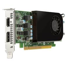 HP AMD Radeon RX-550X, 4GB,1xDP/1xHDMI, LP