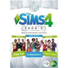 PC CD - The Sims 4 bundle pack 5
