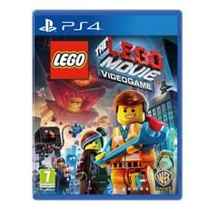 PS4 hra - LEGO MOVIE VIDEOGAME