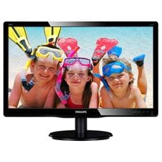 Monitor Philips 200V4QSBR, 19,5'', LED, FHD, MVA, DVI
