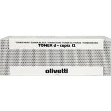 Toner OLIVETTI B0401 d-Copia 12 black