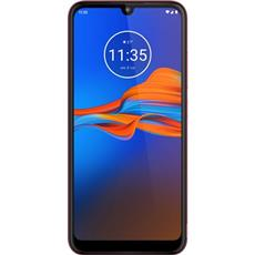 MOTOROLA Moto E6 Plus, 4GB/64GB, Cranberry