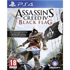 PS4 hra - Assassin's Creed: Black Flag