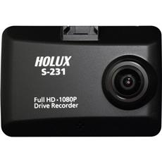Holux S-231 Super Night Vision DVR, mikrofon, displej