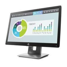 Monitor HP E202, 20'',IPS, 1600x900, 250, 1000:1, VGA, DVI, DP, 7ms