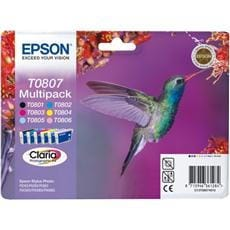Kazeta EPSON SP R265,R285,RX585,PX700W,PX800FW all color