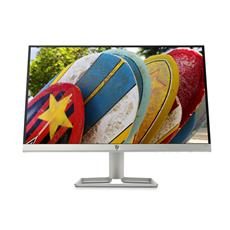 Monitor HP 22fw, 22 IPS/LED, 1920x1080, 1000:1/1000000:1, 5ms, 300cd, VGA/HDMI, 2y, biely