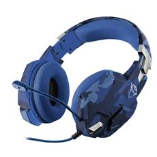 TRUST GXT 322B Carus Gaming HS pro PS4 - blue camo
