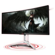 Monitor AOC AGON AG352UCG6, 35'', LED, 4KUHD, MVA, HDMI, DP, rep