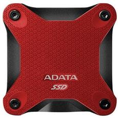 Ext. SSD ADATA SD600Q 480GB red