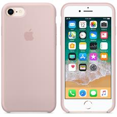 Apple iPhone 8 / 7 Silicone Case - Pink Sand