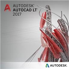 AutoCAD LT Commercial New Single-user Annual Subscription Renewal with Advanced Support