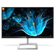 Monitor Philips 246E9QJAB - 24'', LED, FHD, IPS, HDMI, DP, repro