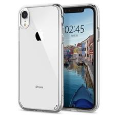 Spigen kryt Ultra Hybrid pre iPhone XR - Crystal Clear