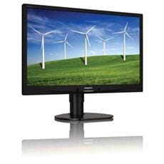 Monitor Philips 241B4LPYCB, 24'', LED, 1920x1080, 1000:1, 5ms, 250cd, D-SUB, DVI, DP, pivot, repro, čierny