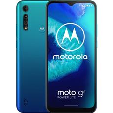 MOTOROLA Moto G8 Power Lite, 4/64, Arctic Blue