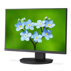 Monitor NEC EA231WU, 22'', LED, 1920x1200, IPS, 250cd, 150mm, BK