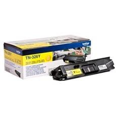 Toner BROTHER TN-326 Yellow HL-L8250CDN/L8350CDW, DCP-L8400CDN/L8450CDW, MFC-L8650CDW/L8850CDW