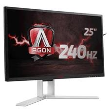 "AOC AG251FG 24.5""W LED 1920x1080 50 000 000:1 1ms 400cd HDMI DP repro cierny"