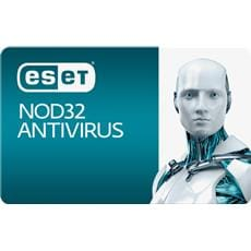 ESET NOD32 Antivirus 4 PC + 1 ročný update EDU
