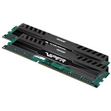 16GB DDR3-1866Mhz Patriot Viper3, kit čierny CL10