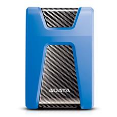 Ext. HDD ADATA HD650 1TB 2.5'' Blue 3.1
