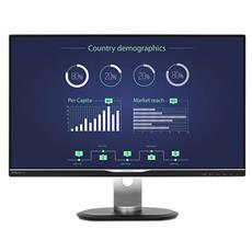 25'' LED Philips 258B6QUEB-QHD,IPS,DP,USB-C,rep,piv