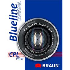 BRAUN CP-L polarizačný filter BlueLine - 40,5 mm
