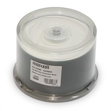 CD-R MAXELL Printable 700MB 52X 50ks/spindel