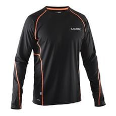 SALMING Running LS Tee Men Black L