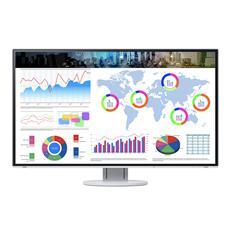 Monitor EIZO EV3285 32'', LED, UHD, USB-C, DP, wht